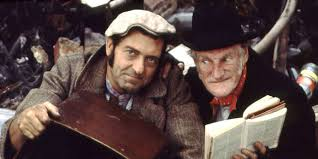 Steptoe and Son the piano